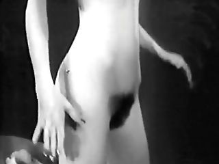 Incredible Unexperienced Hairy, Retro Pornography Scene