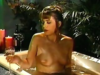 Melanie Moore - Tall Blonde Romantic Orgy With Black Man