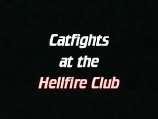 Blake Mitchell - Live Catfight At Hellfire Club Ny