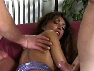 Chipy Marlow-assfuck 3some For Hot Lady