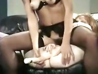 80's Lezzy Belt Cock Joy