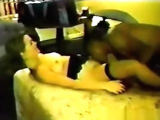 Hubby Filming Wifey Ample Orgasm In Antique Interracial