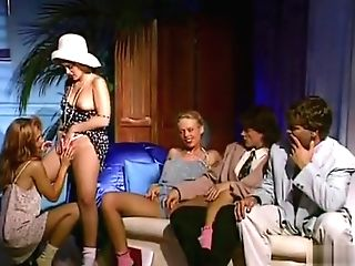 Aniko Jacqueline, Lovette And Dina Pearl Rectal Orgy