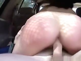 Faux Cop Motel Blonde Pallid Cutie Banging On The Border