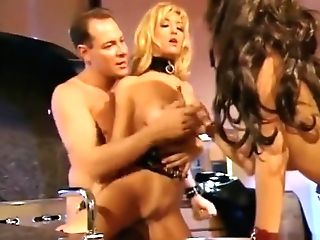 Rocki Roads & Jill Kelly Threesome